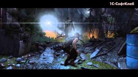 """Tomb Raider """"Survivor"""" Trailer - RU"""