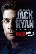Tom Clancy's Jack Ryan Season 1 poster 2