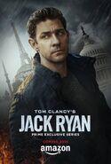 Tom clancy jack ryan poster
