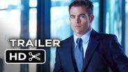 Jack Ryan Shadow Recruit Official Trailer 1 (2014) - Chris Pine Movie HD