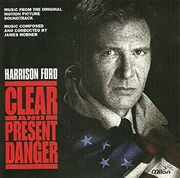 Clear and Present Danger Soundtrack Album Cover.jpg
