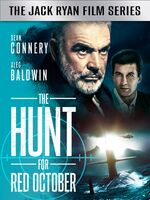 The Hunt for Red October (film) poster 3
