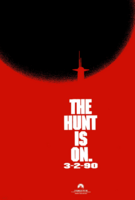 The Hunt for Red October (film) poster