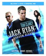 Jack Ryan Shadow Recruit Blu-ray front cover
