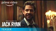 Tom Clancy's Jack Ryan Season 2 - Official Teaser Prime Video