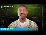 Without Remorse Drone Drop Announcement - Prime Video