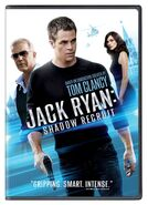 Jack Ryan Shadow Recruit DVD front cover