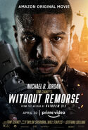 Without Remorse film poster 2