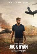 Tom Clancy's Jack Ryan Season 2 poster 2