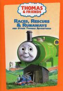 Races,Rescues&Runaways2009DVD