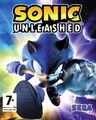 Sonic unleashed boxart