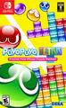 Puyo Puyo Tetris Switch US Box Art