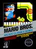 Mario Bros NES Cover