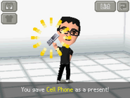CollectionLevelUpGiftsCellPhone