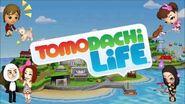 Tomodachi Life OST 'Map (Night)'