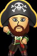 Pirate - Tomodachi Life