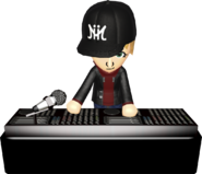 DJ - Tomodachi Life