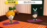 Mii yoga Japanese