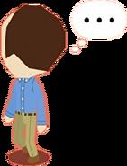 Thinking Mii
