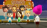QuirkyQuestions