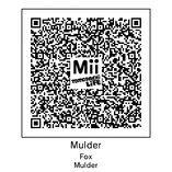 Mulder QR Code