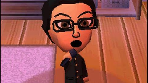 Song (Tomodachi Collection)
