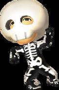 Skeleton Suit - Tomodachi Life