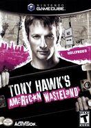 Tony Hawk's American Wastleland Nintendo GameCube Cover