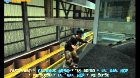 Tony Hawk's Pro Skater 3 PC - Quick Foundry Walkthrough Tutorial