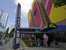 THPS3 LA Real Downtown Carwash