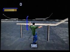 THPS3 (PS1) - Downhill - Multiplayer (2)