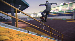 THPS5 Berrics School Tony Crooked 1434460233
