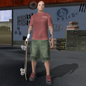 Mike Vallely (THPS4)