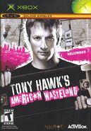 Tony Hawk's American Wastleland Xbox Cover