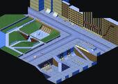 New York map GBA