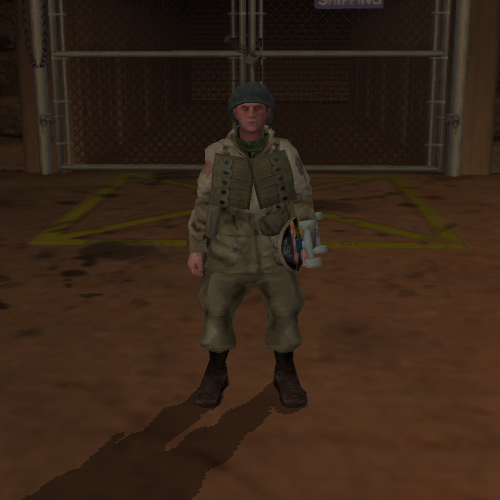 C.O.D. Soldier