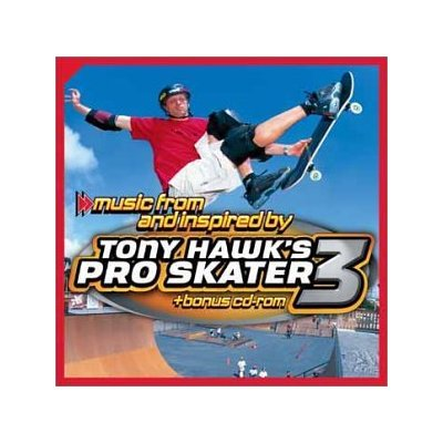 Music from and inspired by THPS3