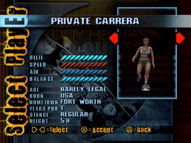 Private Carrera