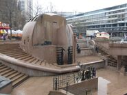 Real Berlin Fountain