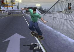 THPS3 Canada pipe