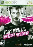 Tony Hawk's American Wastleland Xbox 360 Cover