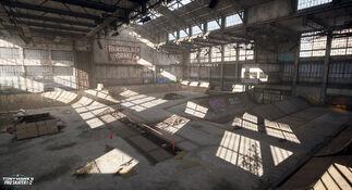 Warehouse thps1+2