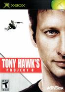 Tony Hawk's Project 8 Xbox Cover