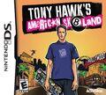 Tony Hawk's American Sk8land Nintendo DS Cover