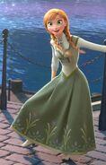Anna of Arendelle Full Epilogue Dress