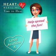 Allison Heart 6