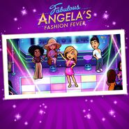Fabulous Angela's Fashion Fever 2