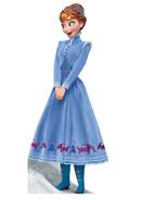 Princess Anna Olaf's Frozen Adventure