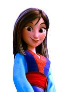 Princess Mulan RBTI HD