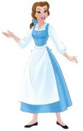 Belle Blue Dress